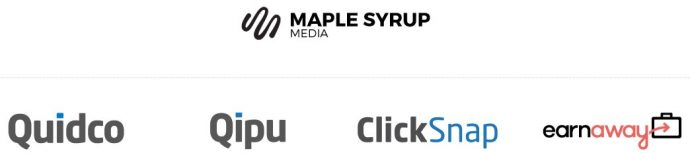 Le groupe Maple Syrup Media