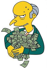 L'obsession de l'argent