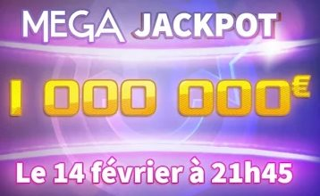 Bravoloto jackpot un million d'euros
