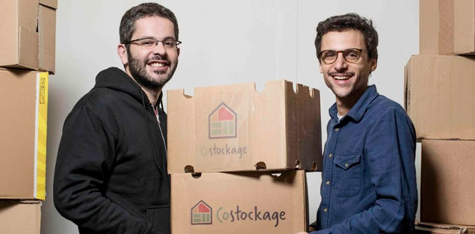 Stockage entre particuliers
